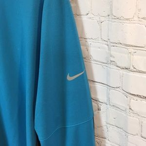 Nike Shirts - Nike Golf Dry-Fit V neck pullover
